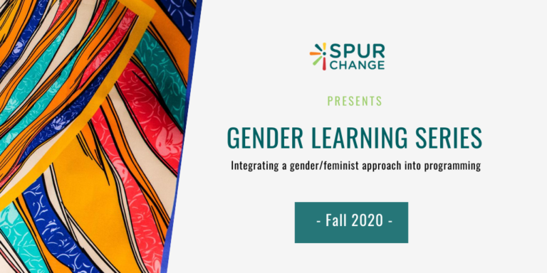 Gender Learning Series