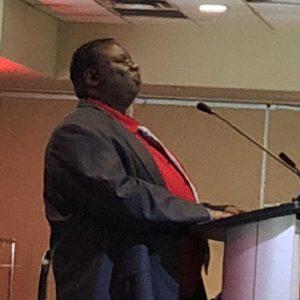 Zephania Matanga, Ph. D., Executive Director, Canadian Multicultural Disability Centre