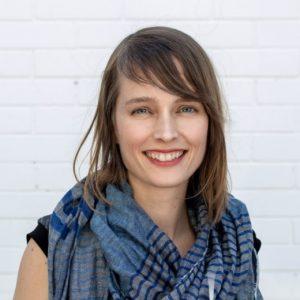 Samantha McGavin, Co-Executive Director, Inter Pares